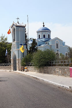 Αγ. Ιωάννης - Τιμίου Προδρόμου (Ποσειδωνία)