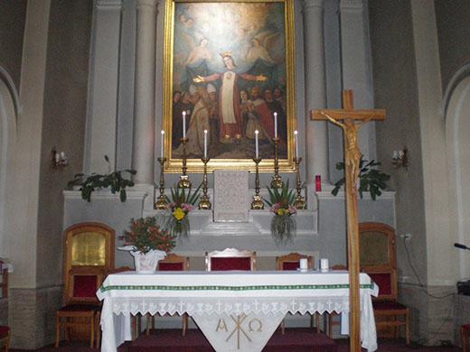Παναγίας της Φανερωμένης (Χρούσσα)